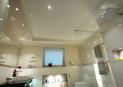 Zertifizierte Badrenovierungen Badbeleuchtung