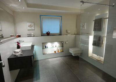 Das außergewöhnliche neue Bad von Kirschbaum