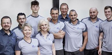 Das Team von Kurt Kirschbaum GmbH - Heizung und Bad